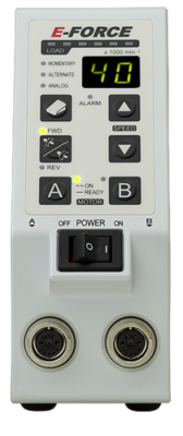 E-FORCE kontroler obrotów